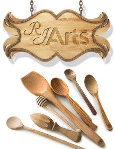 RJArts Workshop - Reclaimed Wood Creations