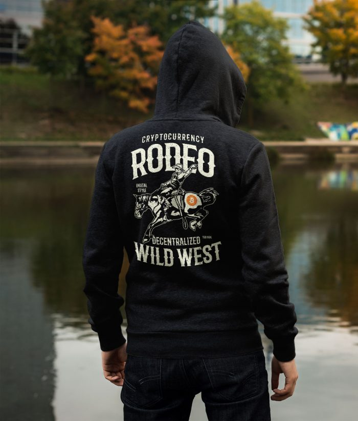 Rodeo Crypto Custom Design