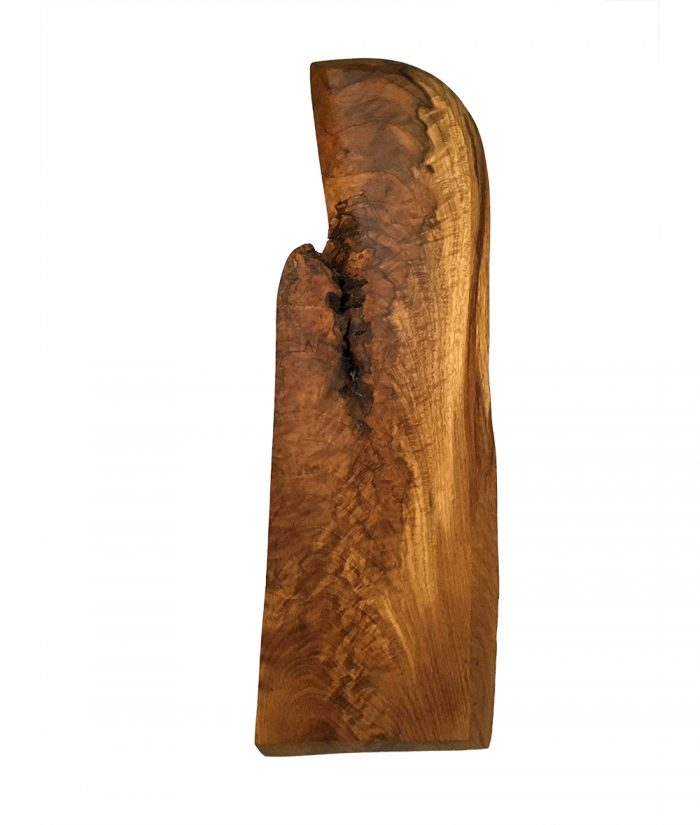Hand Carved Oak Cutting Board