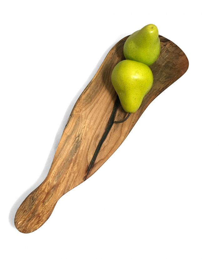 Spalted Apple Cutting Board